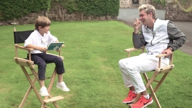 European Tour Little Interview: Niall Horan