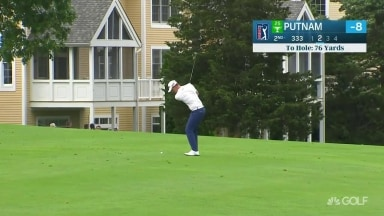 today in golf golf channelhighlights leaders go low on day 2 of travelers