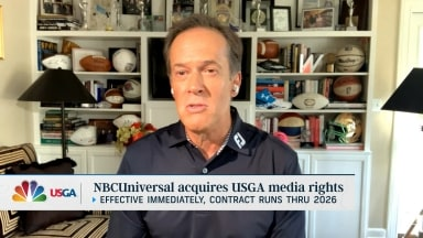 USGA championships headed back to NBC Sports