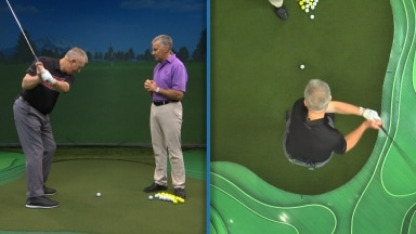 Wedge Wednesday Changing Swing Path Golf Channel