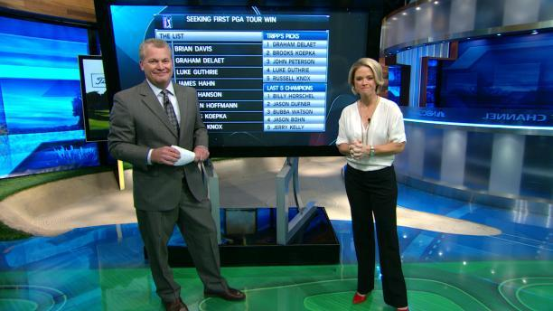 Golf Central 2014 Zurich Classic Golf Channel