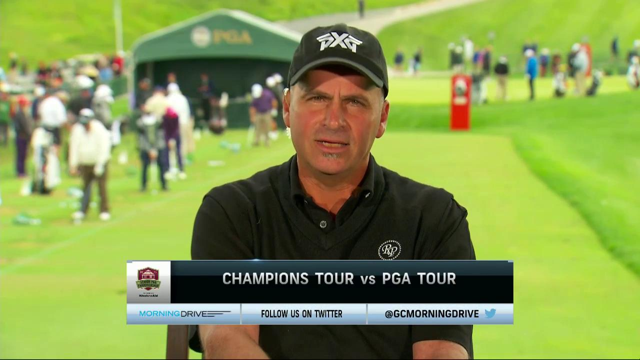 Rocco Difference Between Pga Champions Tours