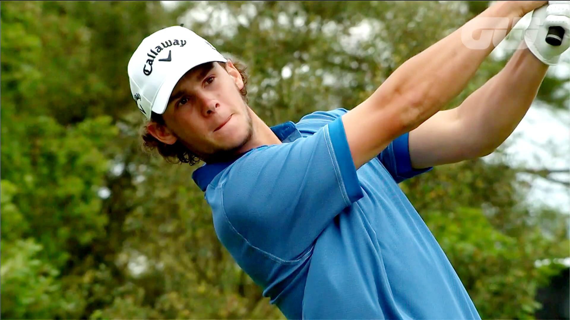 golfing world talks with european tour u0026 39 s thomas pieters