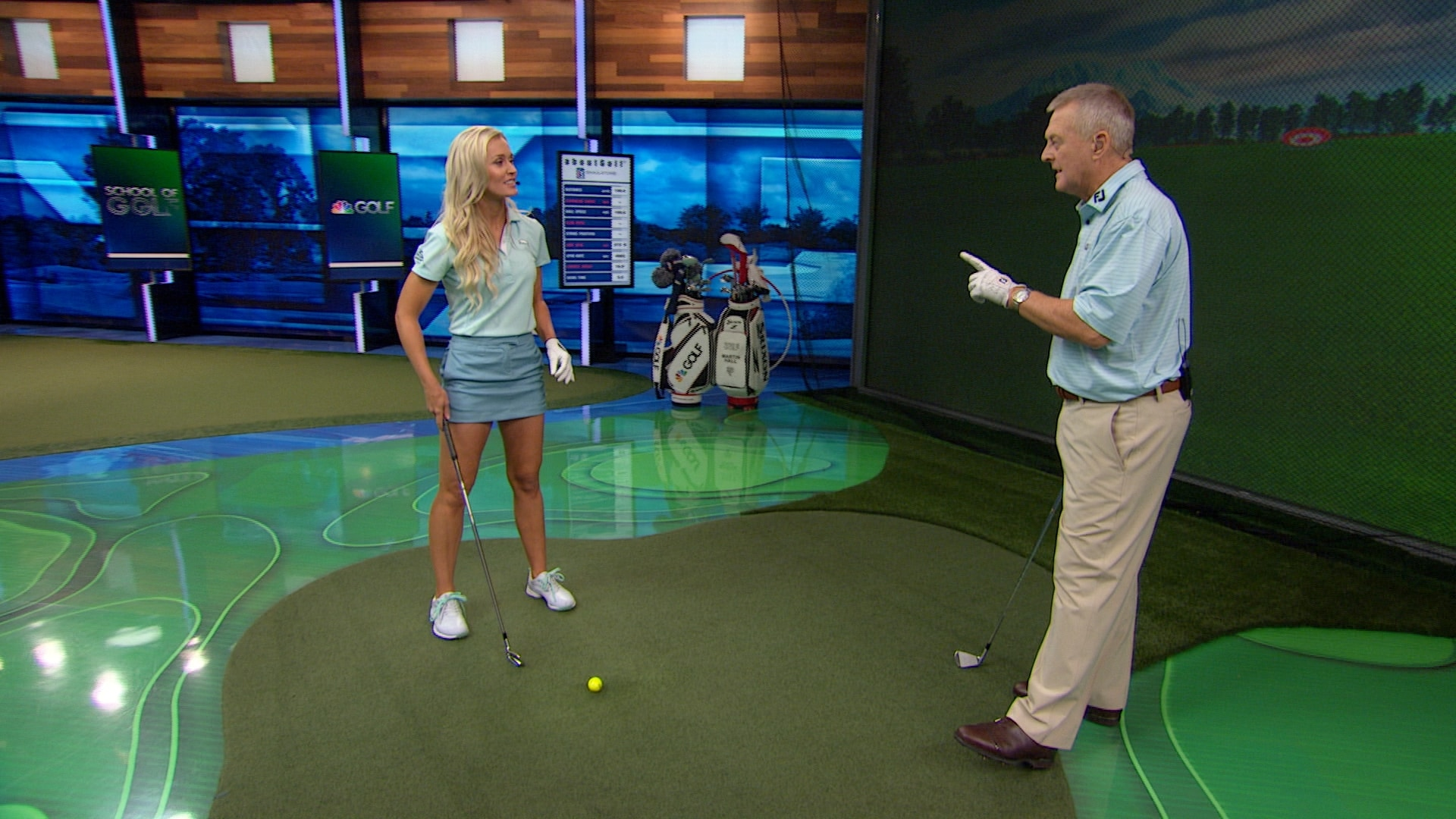 How To Improve Golf Swing Rhythm Under Pressure Golf Channel