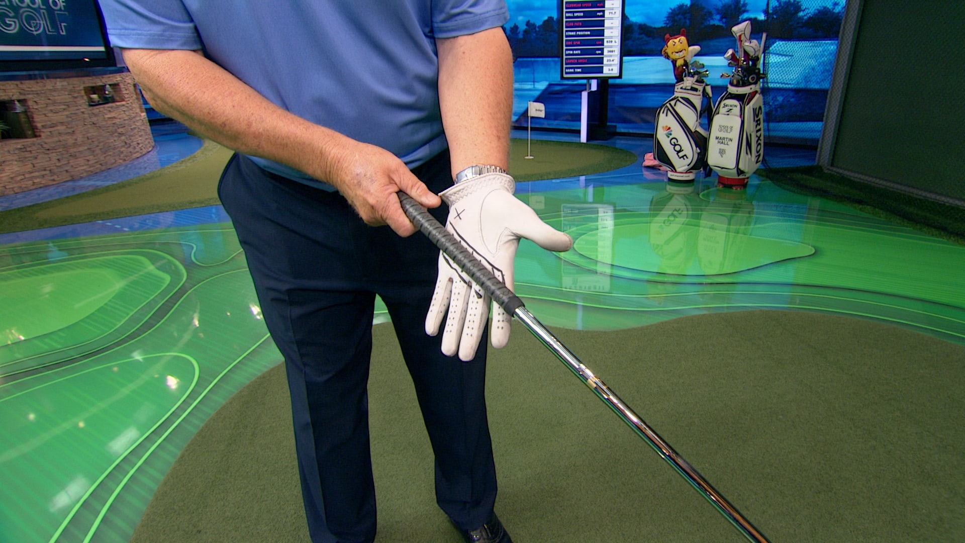 How To Grip The Golf Club Like Bobby Jones Golf Channel