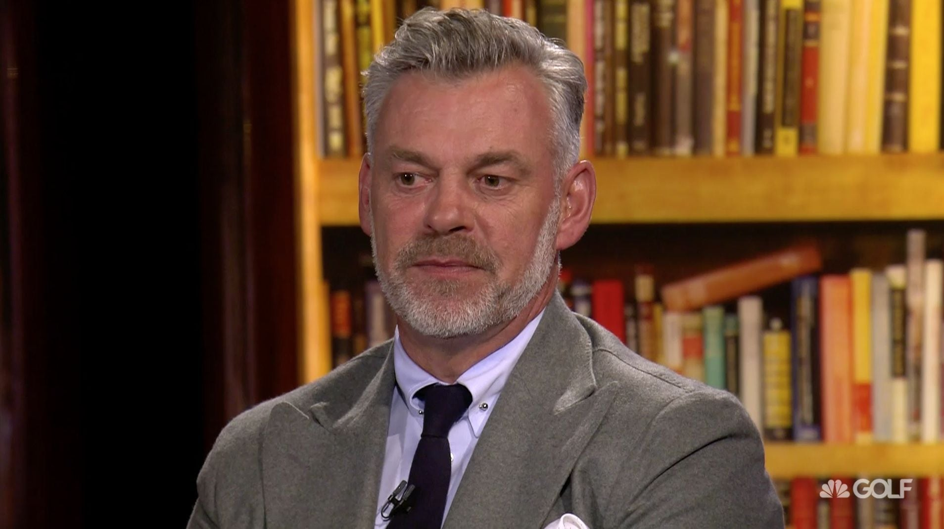 feherty live  darren clarke discusses late wife heather