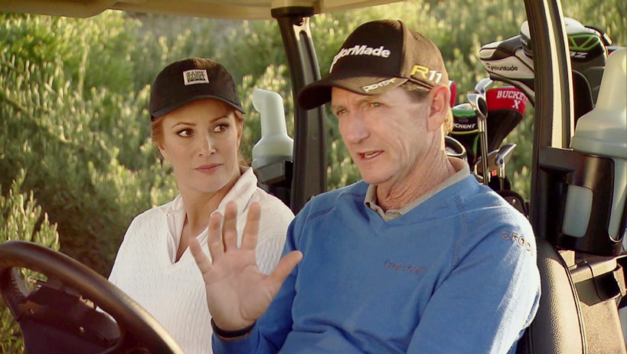 haney project It's a new year and a new project for hank haney, one of golf's top swing instructors but this season's candidate doesn't only swing to the right, his.