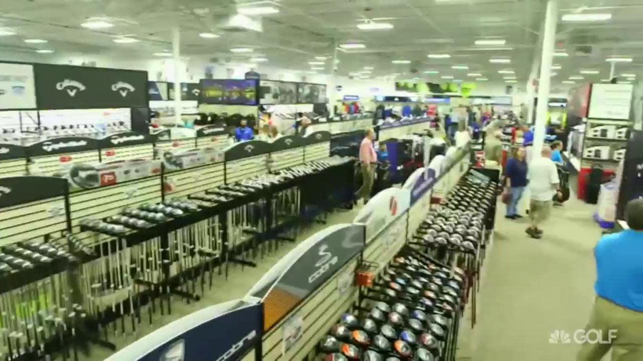 PGA Merchandise Show: PGA Tour Superstore\'s New Stores   Golf Channel