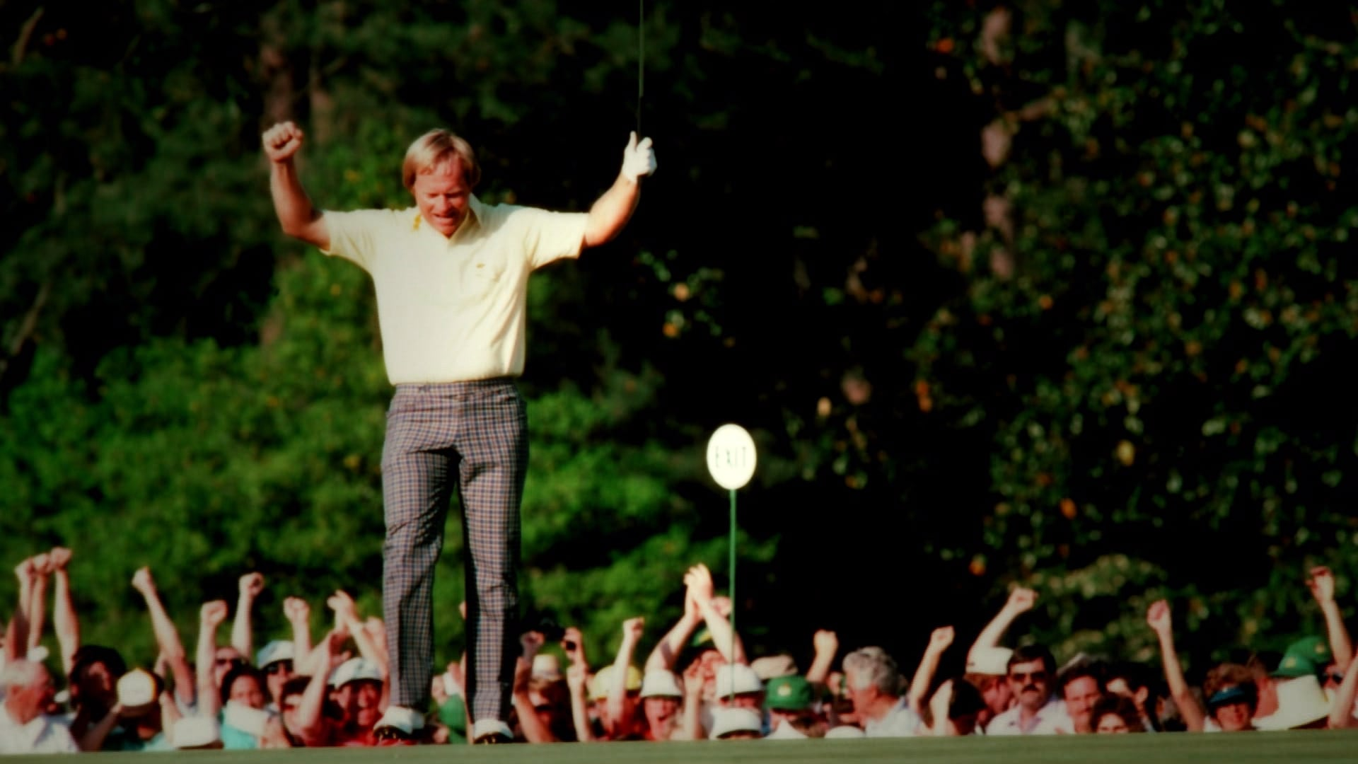 jack nicklaus  u0026 the 17th hole of augusta national