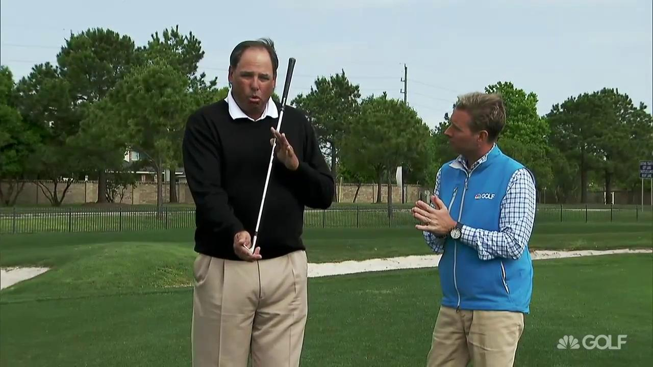Golf chipping tip from Phil Blackmar | Golf Channel