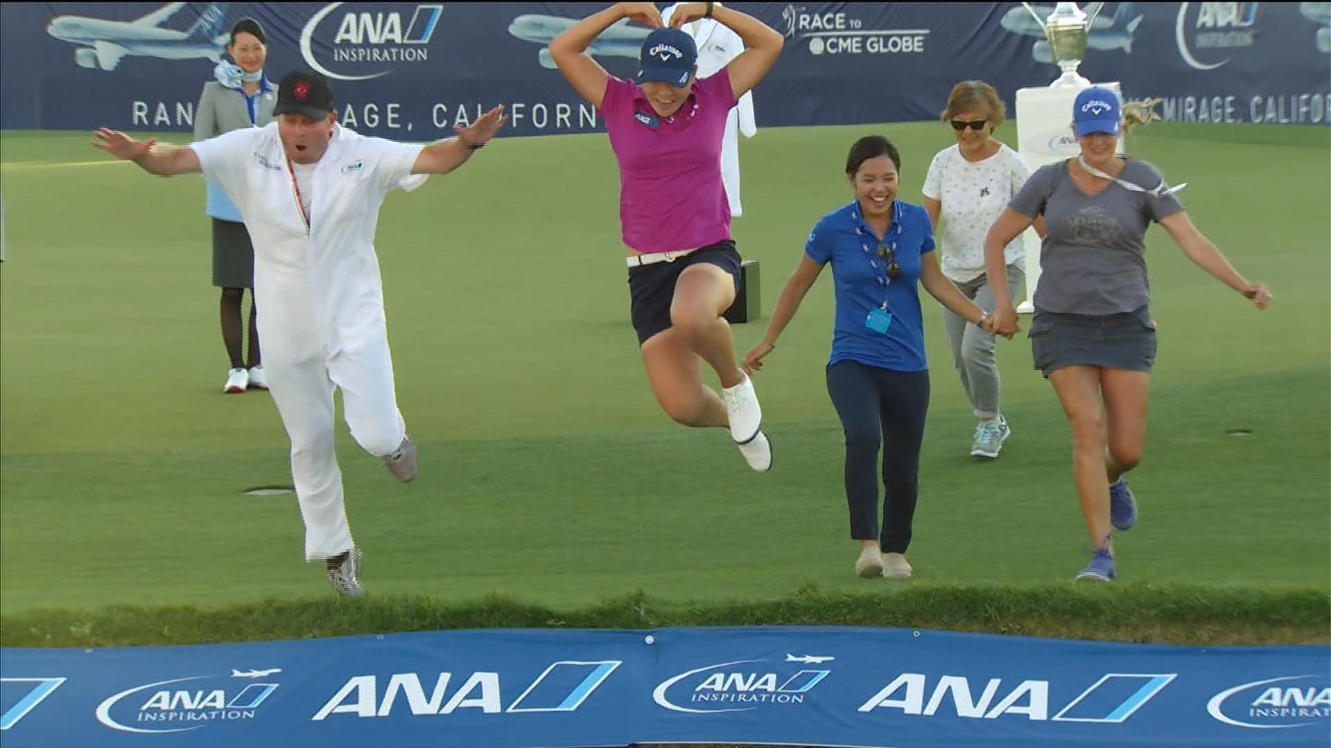 Image result for Lydia ko wins 2016 ana inspiration