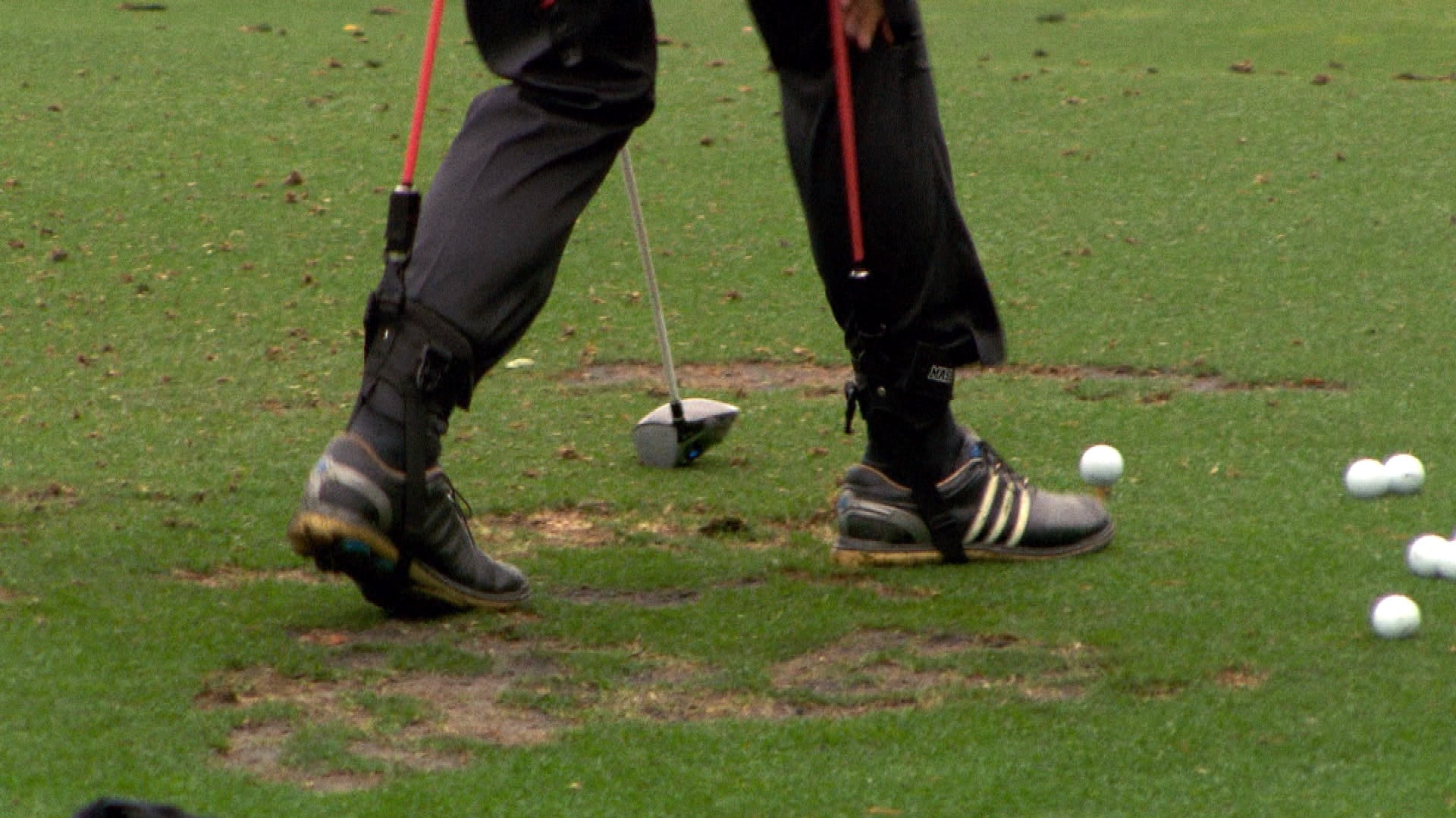 on portable swingcheck aid plane golf aids swing correctly watch training to help youtube