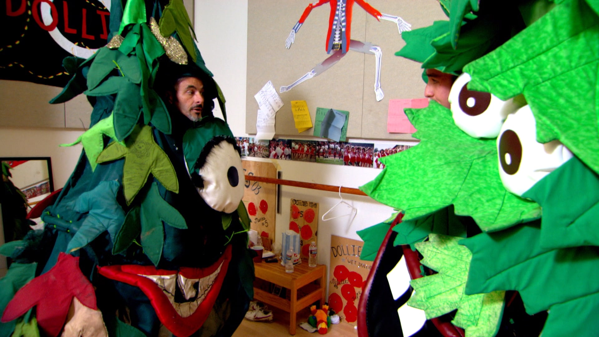 David Feherty auditions to be the Stanford Tree mascot ...