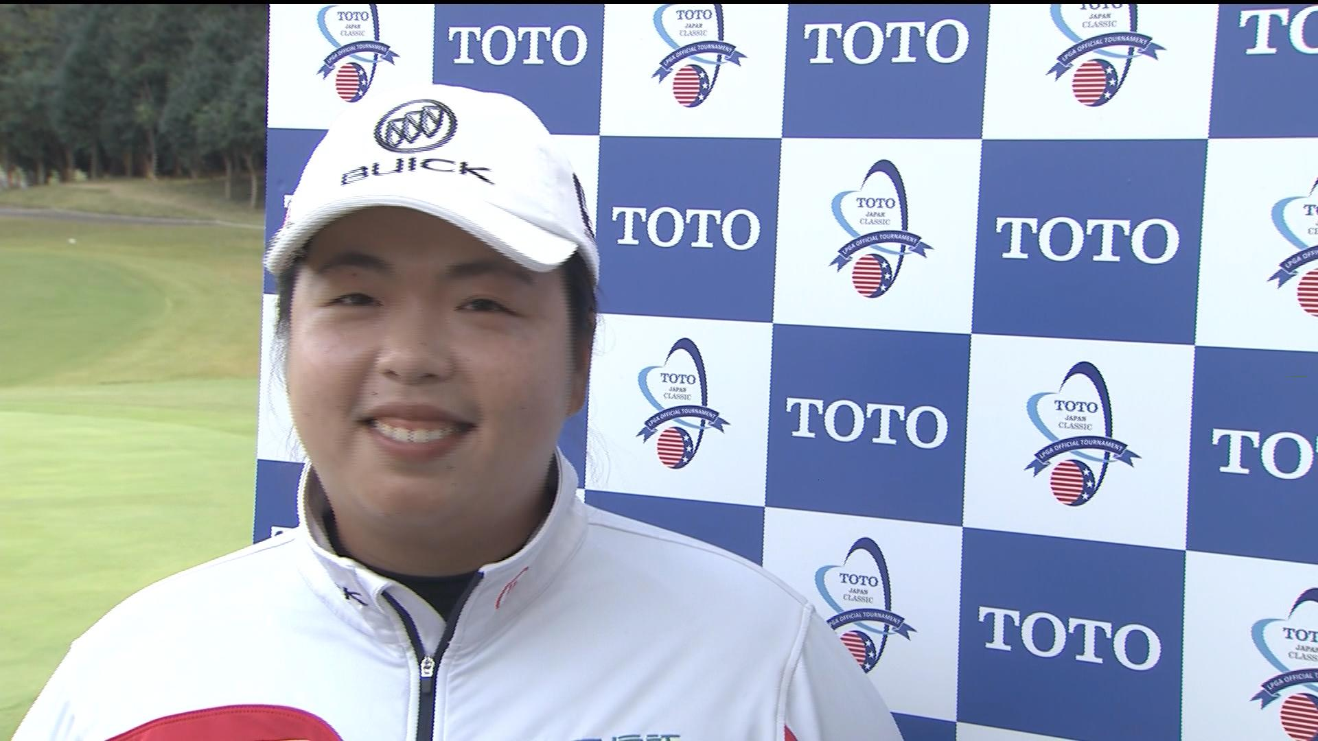 2016 TOTO Japan Classic: Shanshan Feng win sound | Golf Channel