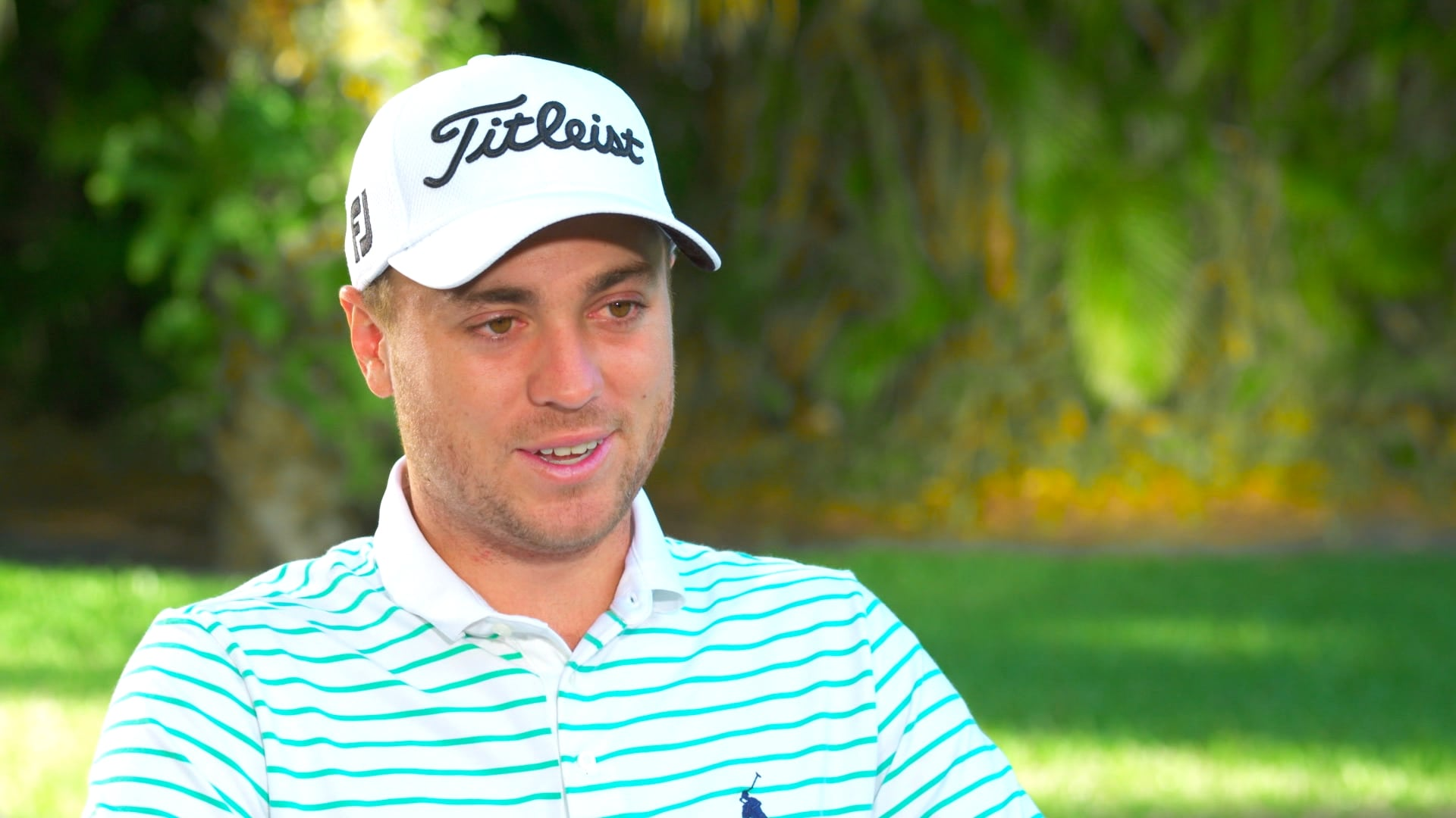 Justin Thomas on Time Off, Football, and Winning | Golf ... Golfnow