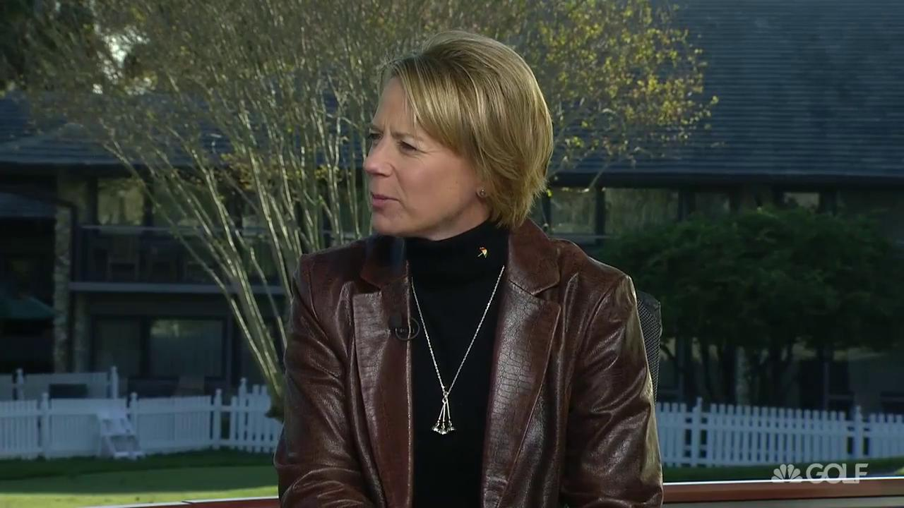 Annika Sorenstam talk Arnold Palmer Invitational | Golf ...