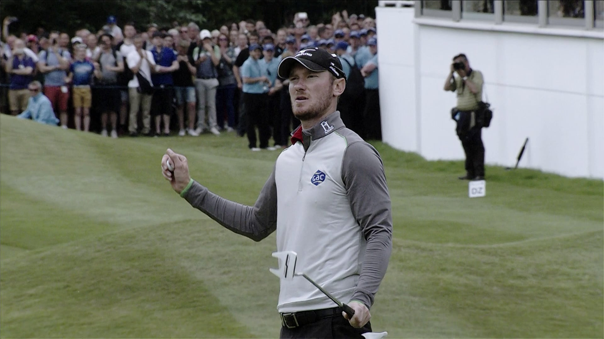 Chris Wood Looks Back On Bmw Pga Win At Wentworth Golf