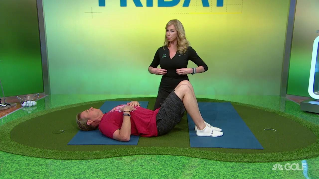Fitness Friday Learn To Breathe For Better Golf Golf Channel