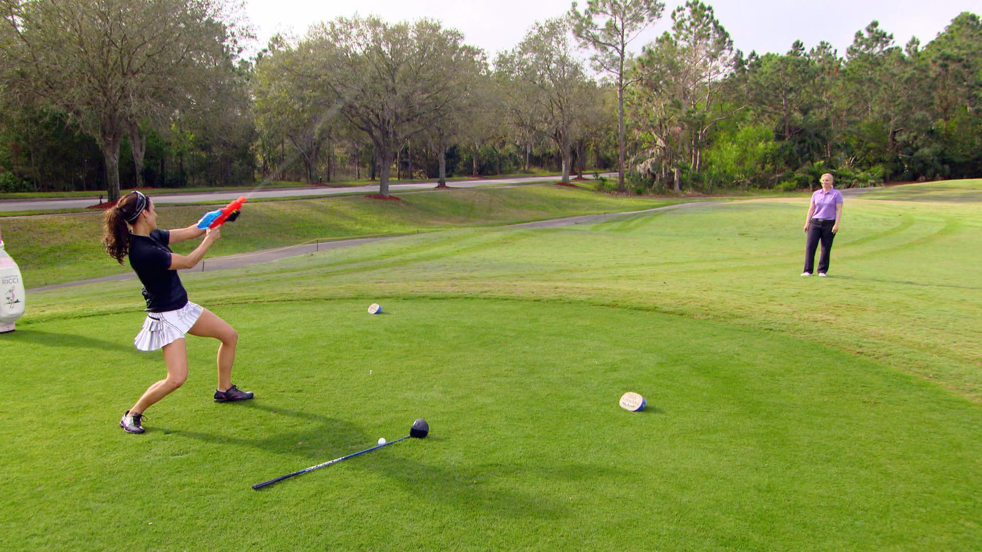 Improve Your Golf Downswing With Resistance Bands Golf