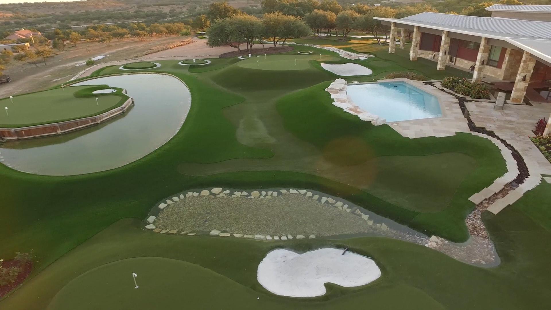 Wedge Week: Pelzu0027s Backyard Golf OasisOct 09, 2017