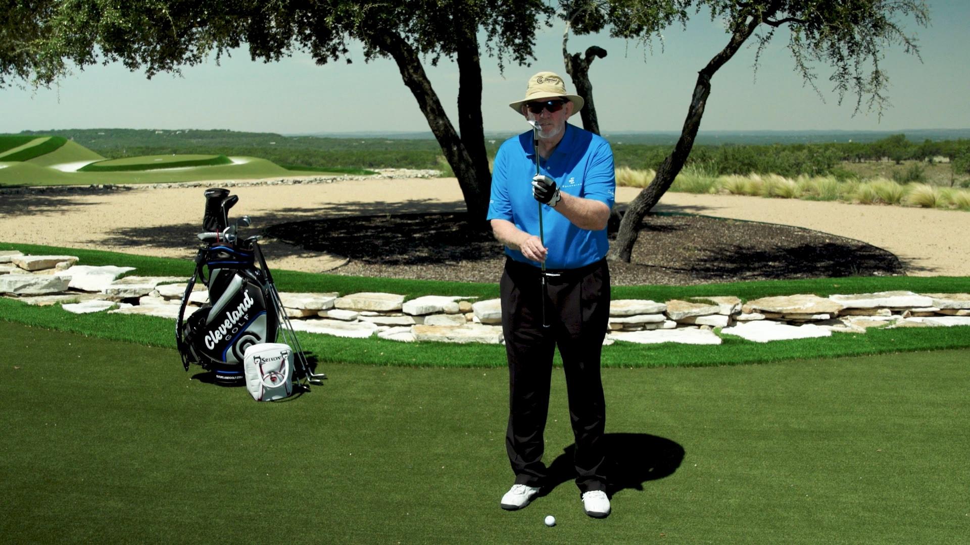 dave pelz backyard golf practice facility golf channel