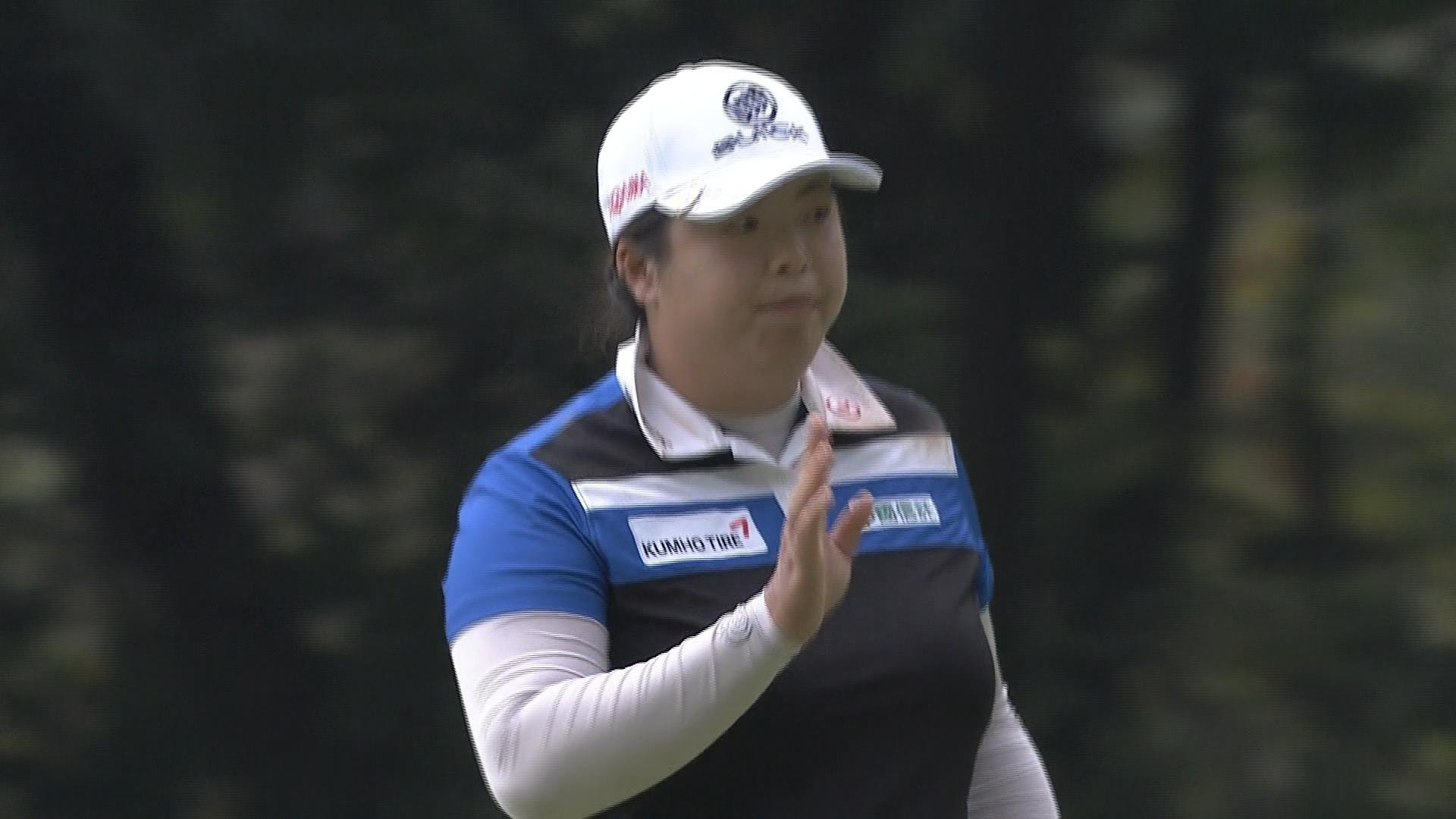 2017 Toto Japan Classic Feng Leads After Second Round | Golf Channel