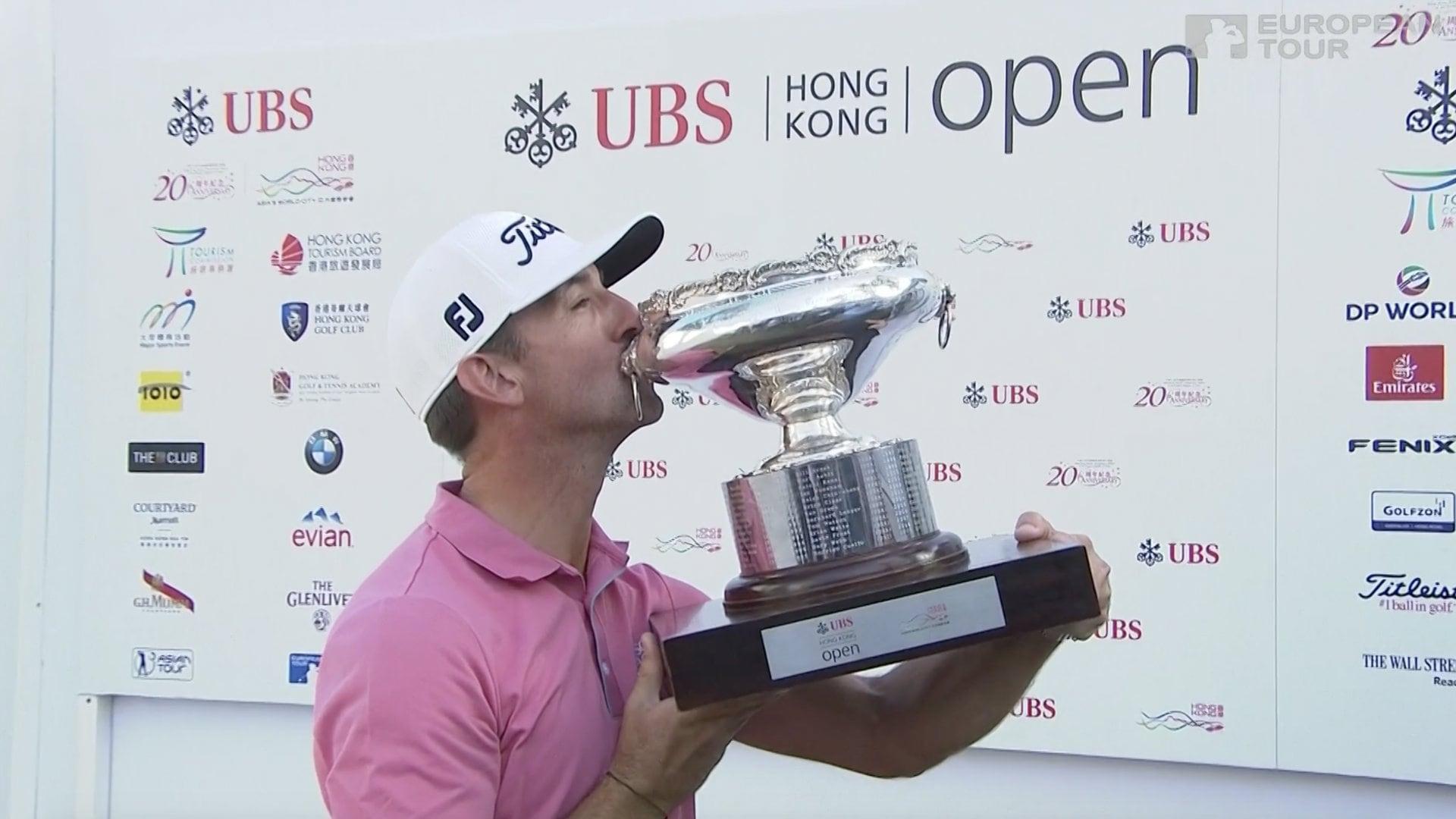 2017 ubs hong kong open  final round highlights