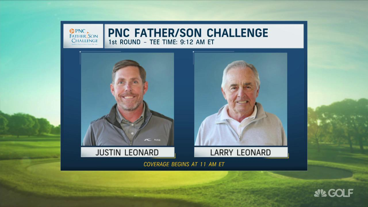 2017 Pnc Father Son Challenge Players To Watch Golf Channel
