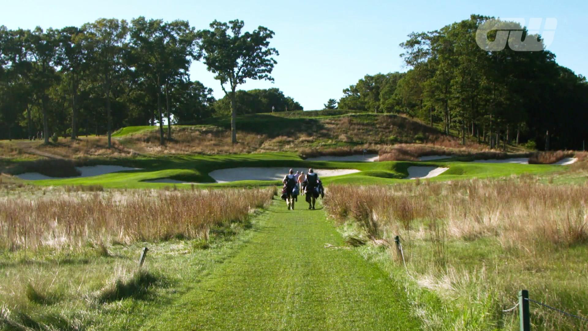 Rees Jones Talks Bethpage Black Course Renovations Golf Channel