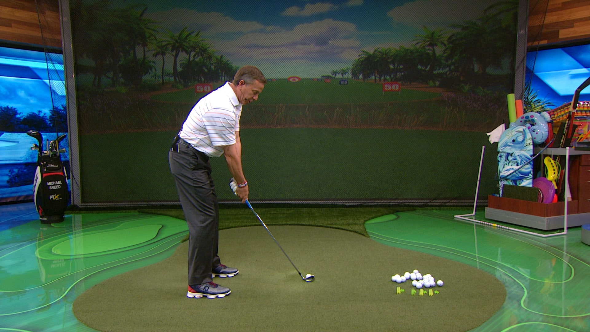 how to grip the golf club for consistency