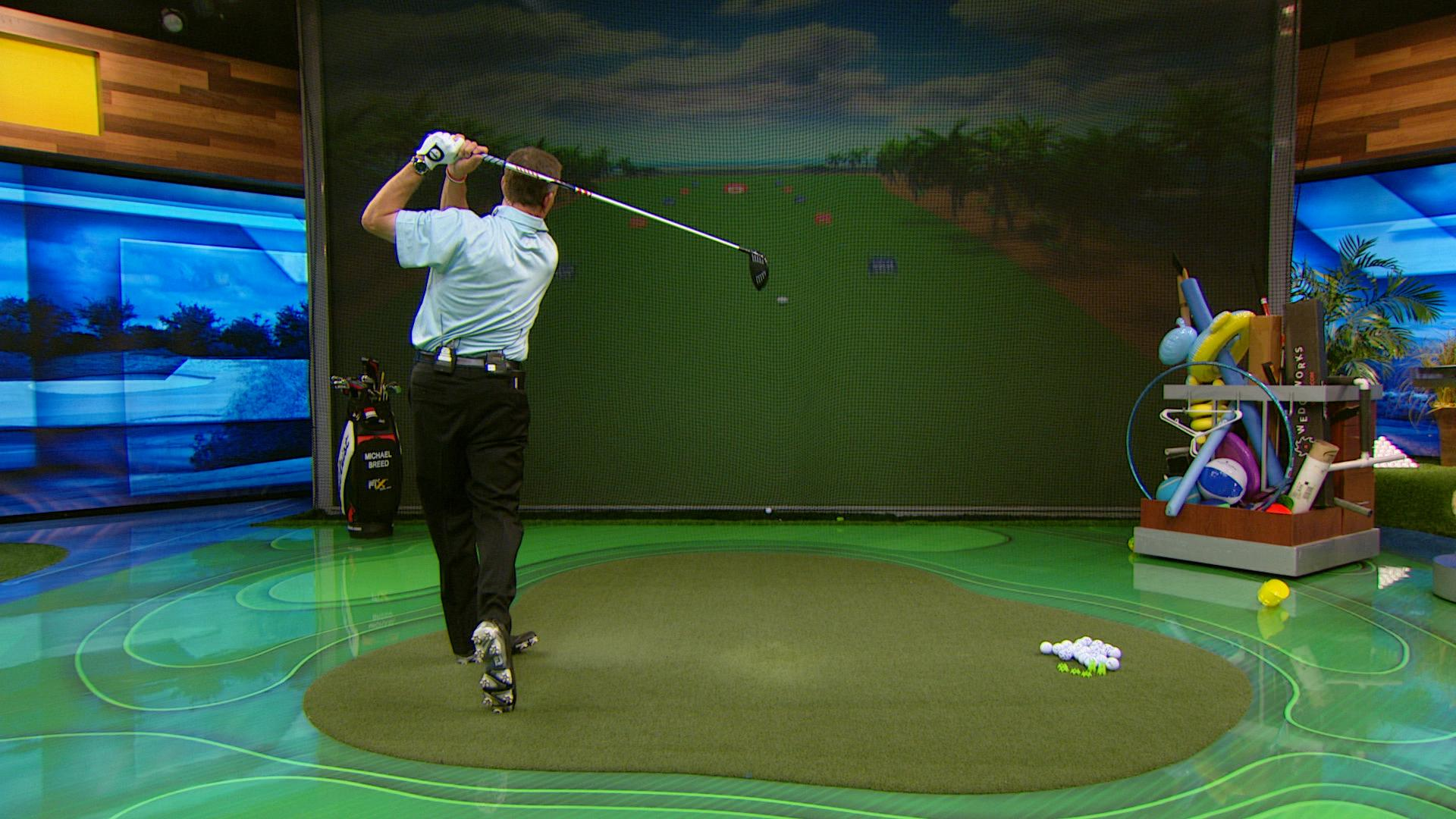 The Golf Fix: Lag is key to distance