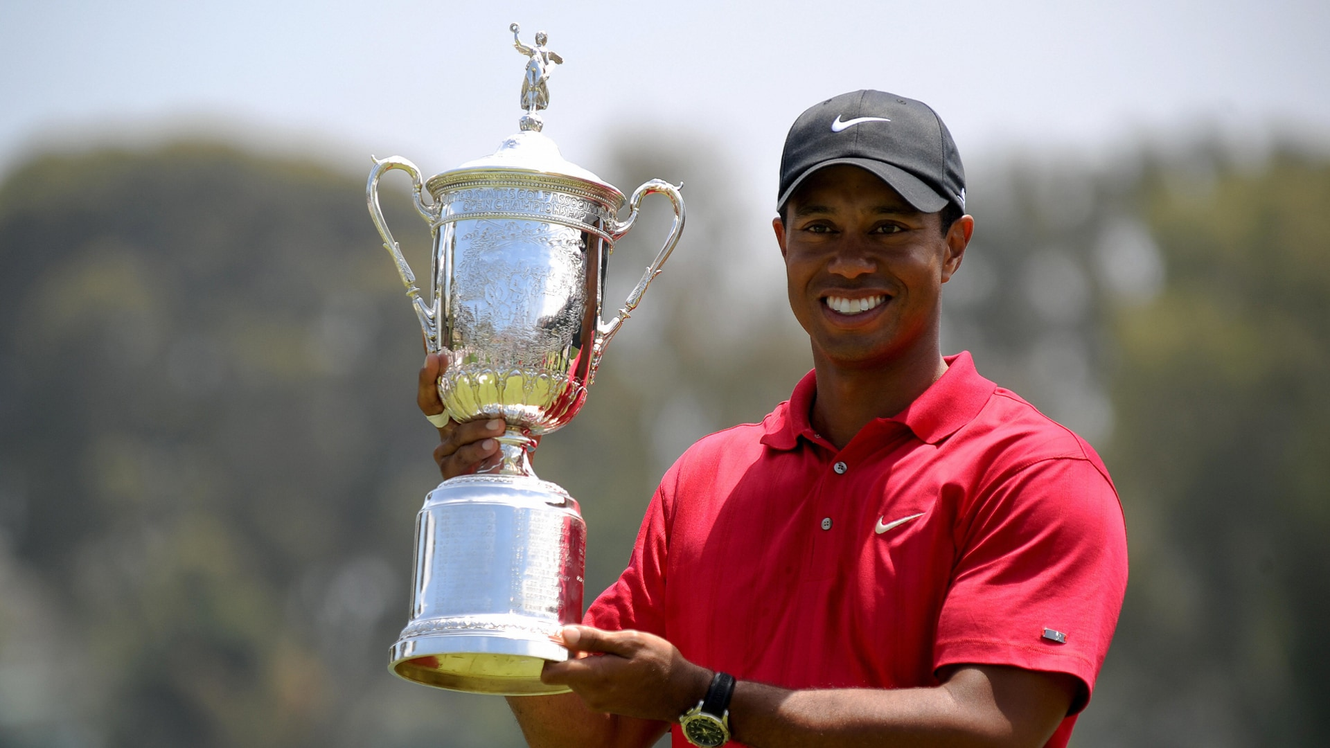 Tiger Woods Torrey Pines Farmers Insurance Open Golf Channel