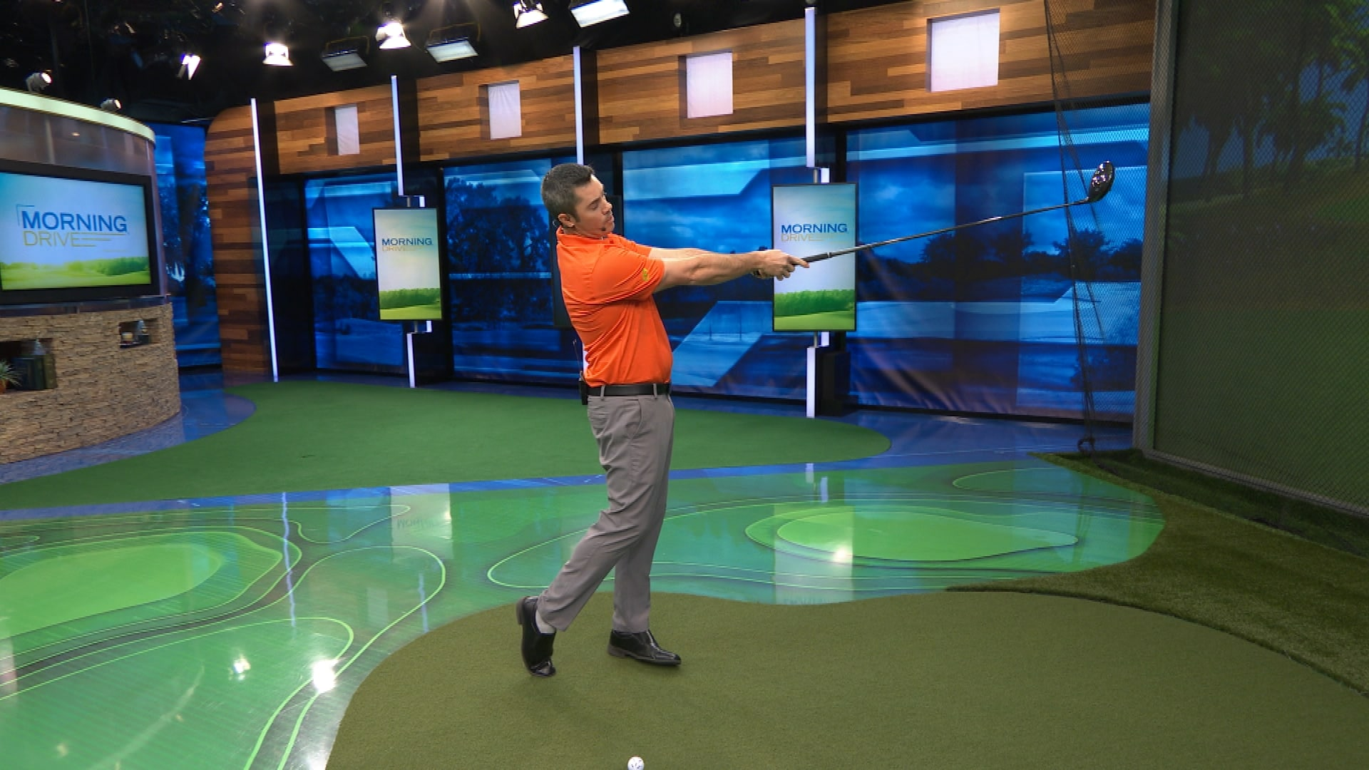 Proper Takeaway And Backswing Checkpoints To Hit Draws