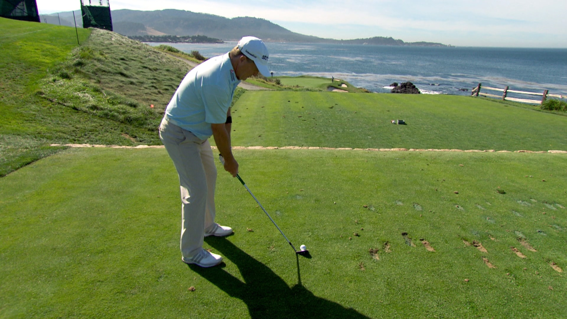 fred funk u0026 39 s knockdown tips for no  7 at pebble beach
