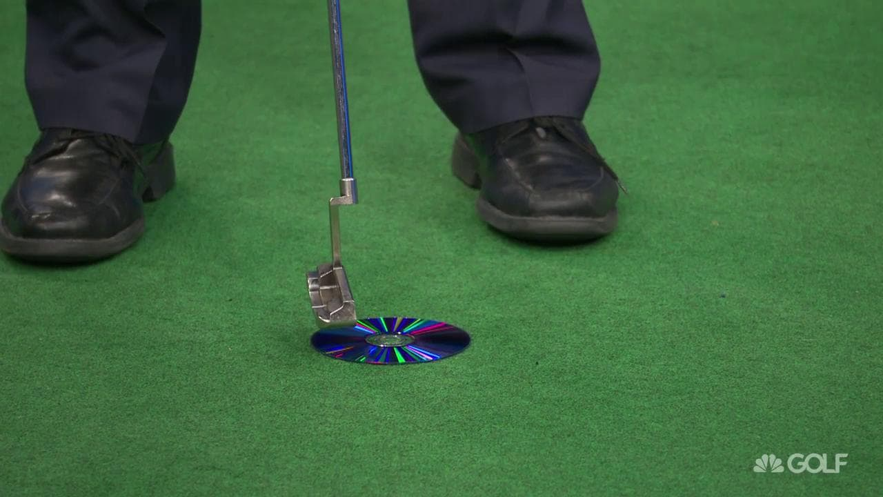 jim gallagher jr fixes jordan spieth s putting with cd golf channel