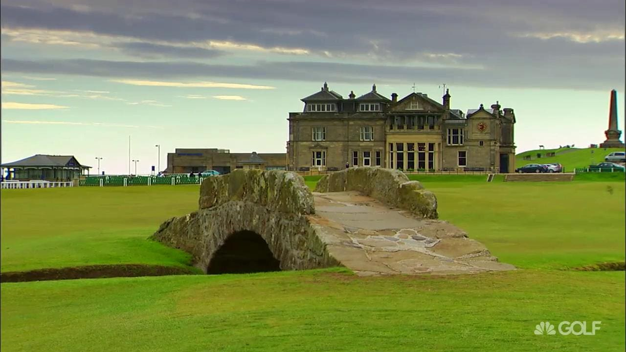 old course at st  andrews host 2021 open championship