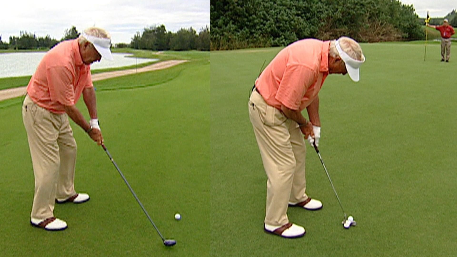 Steve Stricker Breaks Down His Golf Swing Golf Channel