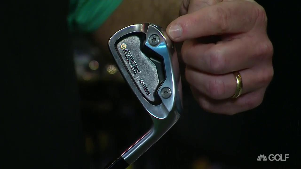 2018 PGA Merchandise Show: Epon AF-505 forged irons | Golf ...