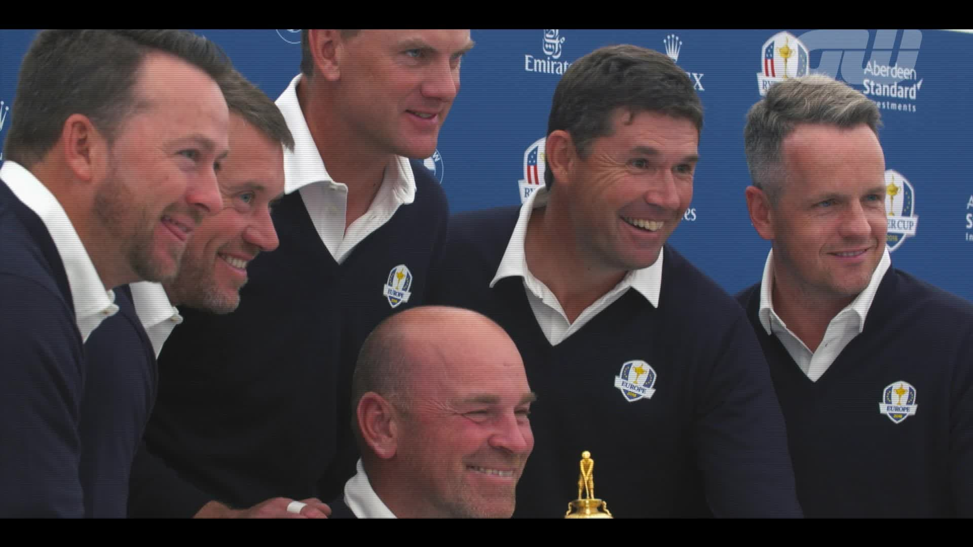 Ryder cup vice captain betting what happened to the real talk show on bet