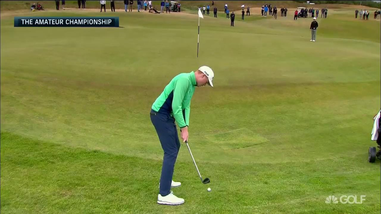 amateur championship 2018: highlights | golf channel