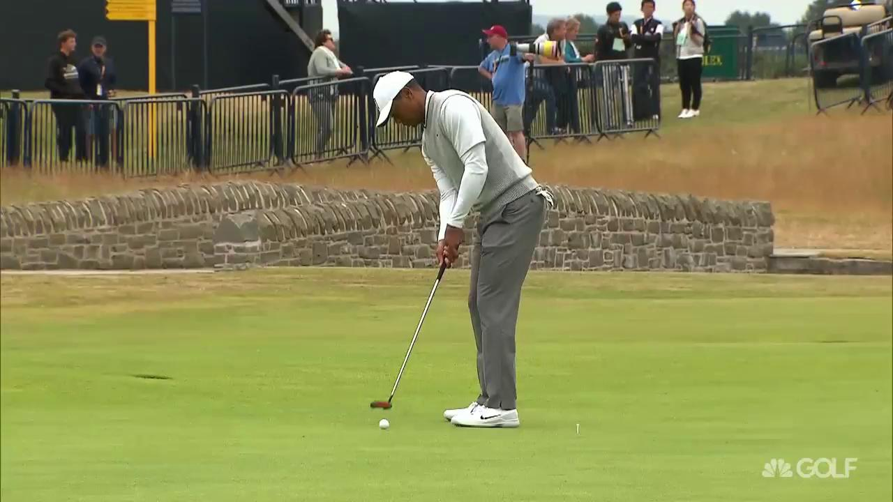 british open 2018  players talk course conditions