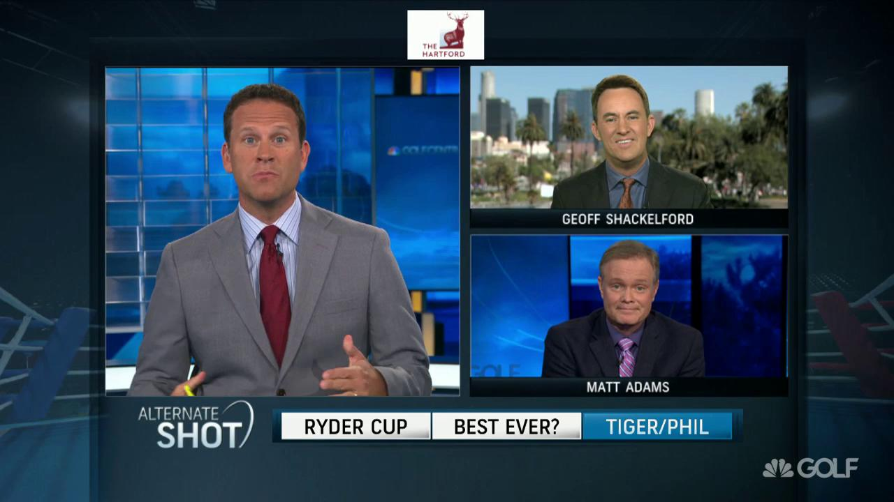 Are Woods, Mickelson locks to be Ryder Cup captains?