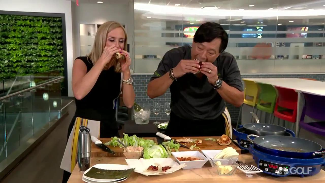 Taste of Korea with celebrity chef Ming Tsai