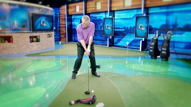 Martin Hall Driving Accuracy Tip Golf Channel
