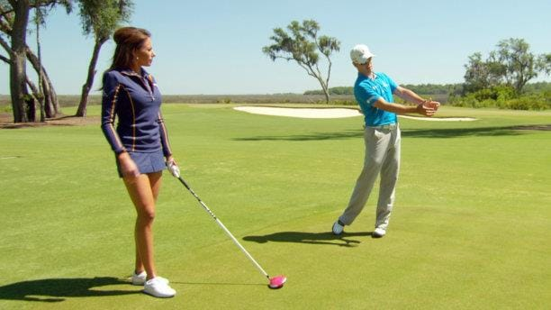 Playing Lessons Zach Johnson Grip Tip | Golf Channel