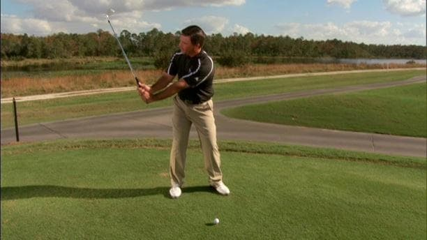 Brad Brewer Pump Drill Golf Channel