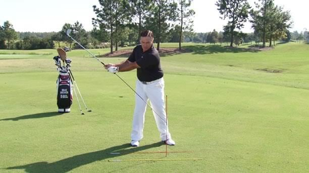 Swingfix Takeaway Drill Golf Channel