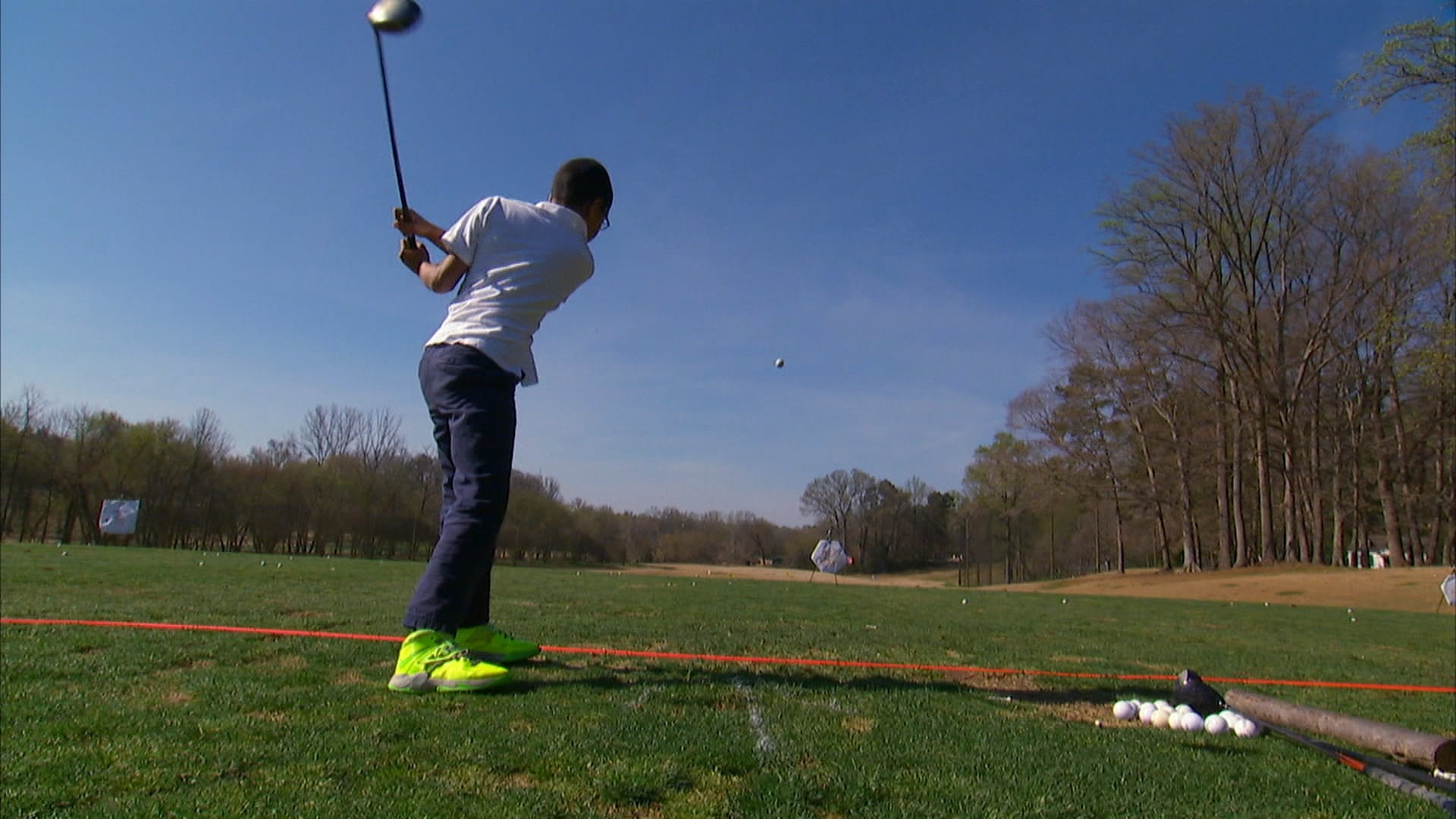 The First Tee Charlotte North Carolina 2014 Golf Channel