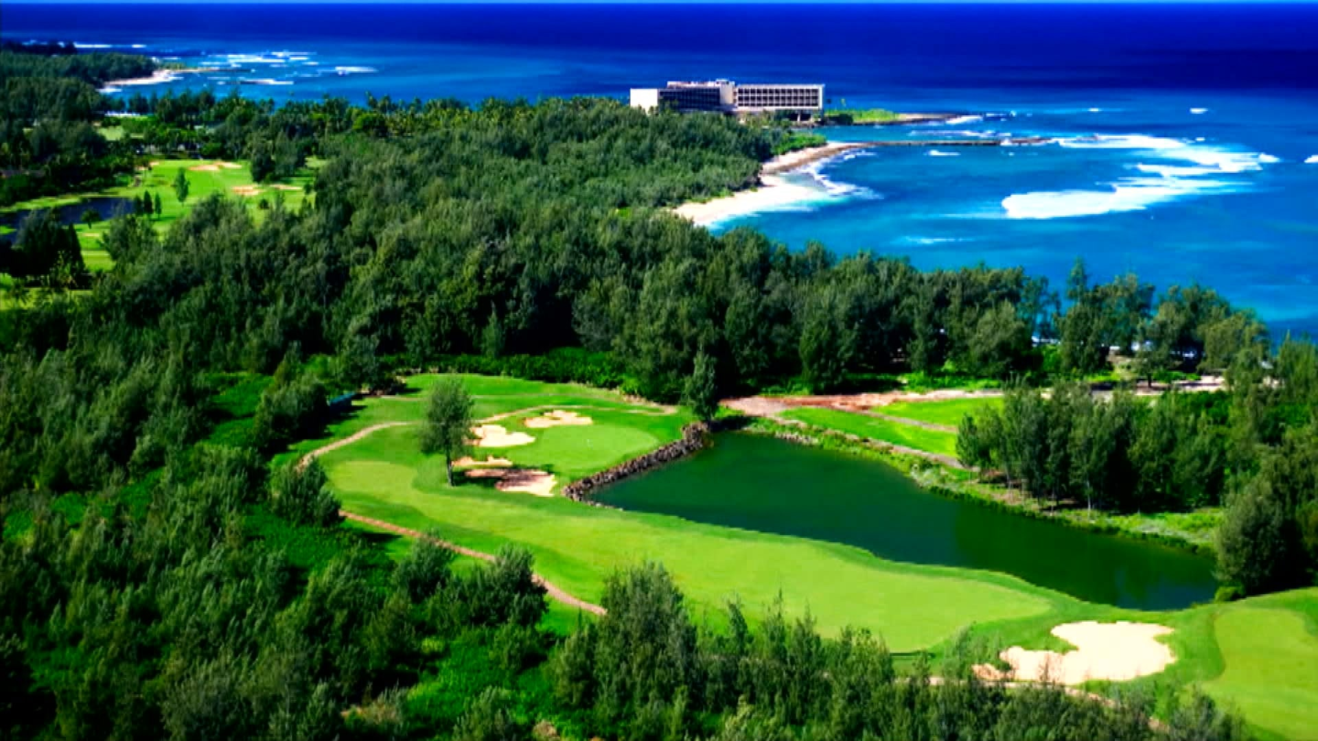 Top 5 Courses To Play In Hawaii With Matt Ginella Golf