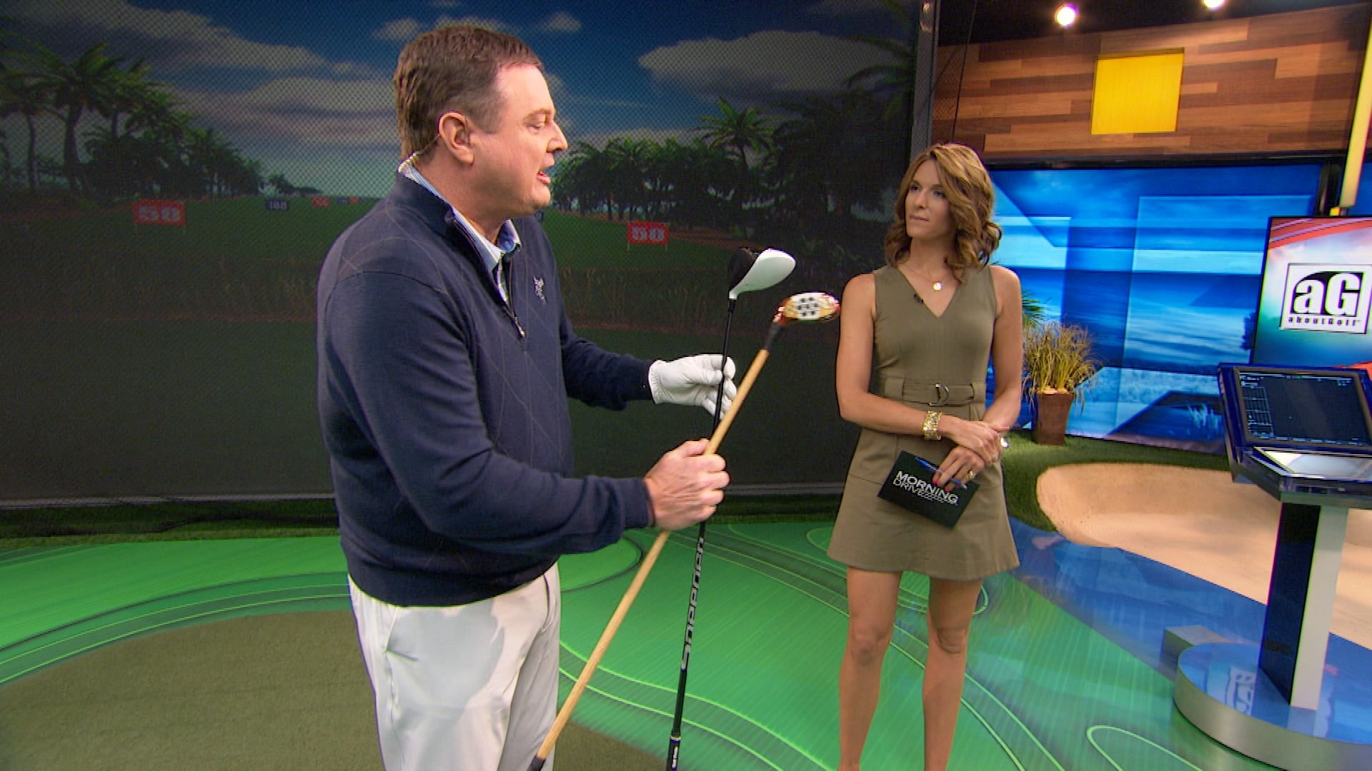 Golf Channel Morning Drive Cast >> Rymer: Long drivers vs. short drivers | Golf Channel